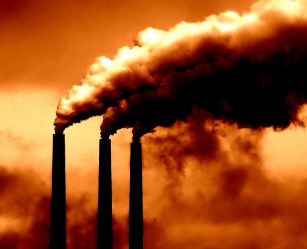 smoke stack, toxic air emissions