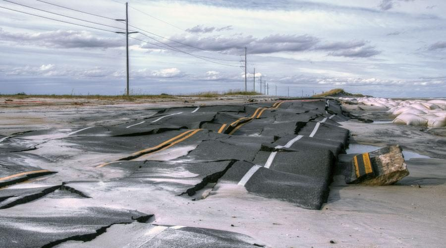 climate change NC 12