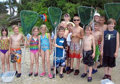 summer-camps jones island 2012