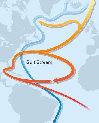 AMOC, ocean currents, sea-level rise