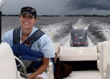 Heather Deck says she's yet to meet anyone to doesn't support protecting the state's rivers.