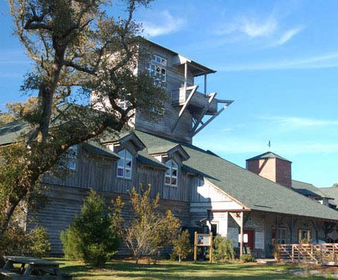 The Core Sound Waterfowl Museum and Heritage Center preserves coastal North Carolina cultural artifacts and encourages visitors to come take part and touch history.