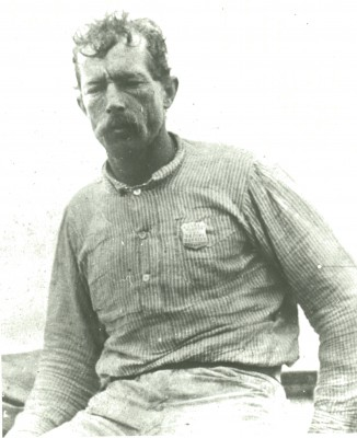 Guy Bradley was Audubon's first game warden hired in 1902 to protect a huge swath of the Florida's west coast. Photo: National Park Service