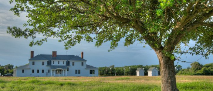 Earl Slick's old hunting lodge. Photo: Mark Buckler, National Audubon