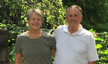 Jim and Bonnie Swartzenberg were fierce protectors of Stump Sound, where Bonnie grew up. Photo: Trisa Talton