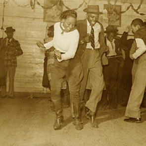 Dancing was a favorite activity in Seabreeze. Photographer and date unknown. Photo: Federal Point Historic Preservation Society