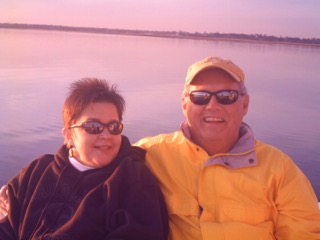 Randy Sturgill and his wife Vicki have been married since 1998.