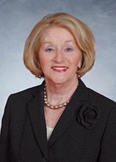 The late Sen. Jean Preston, R-Carteret