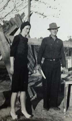John Wilson and his wife, Alma. Photo: deepwatermanteo.com