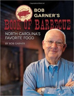 UNC-TV's Bob Garner will sign his book on N.C. barbecue.