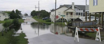 Flood elevations along the coast will be the subject of yet another study. Photo: Frank Tursi