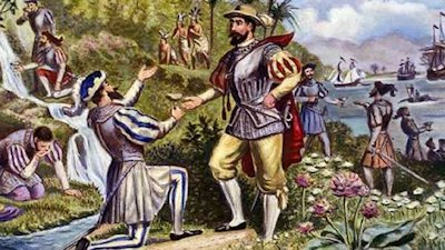On April 8, 1513, Ponce de Leon claimed Florida for Spain. Maybe he then set forth to find the Fountain of Youth, as history claims, or he merely was in search of a pile of gold.