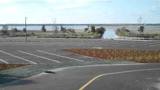 Some people think a regional public boat launch similar in size to this one in Emerald Island would be a good fit for new land at Hammocks Beach State Park. Others are opposed.