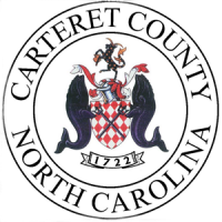 Whales adorn Carteret County's official seal.