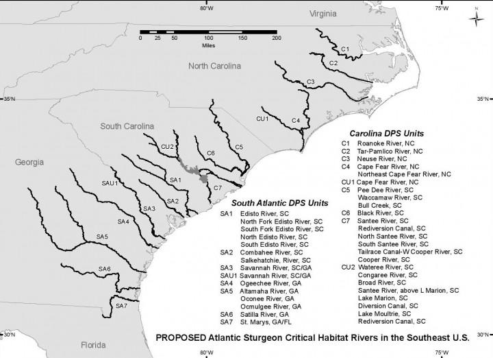 Map: NOAA