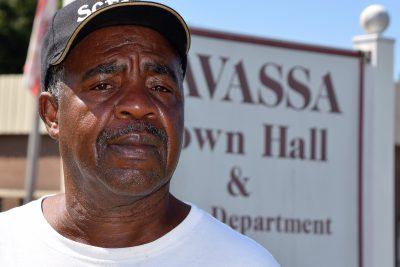 Eulis Willis is a Navassa native who has served the past 14 years as mayor. Photo: Mark Hibbs