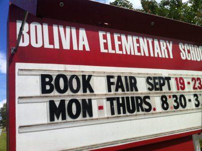 Bolivia seemed like a good name to Brunswick County folk, and it stuck. Photo: Allison Ballard