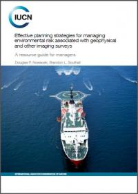 The publication is a guide to responsible and effective planning of offshore geophysical surveys and other forms of environmental imaging.