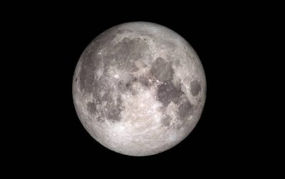 The supermoon of Nov. 14 was the closest the full moon had been to the Earth since 1948. Photo: NASA.gov