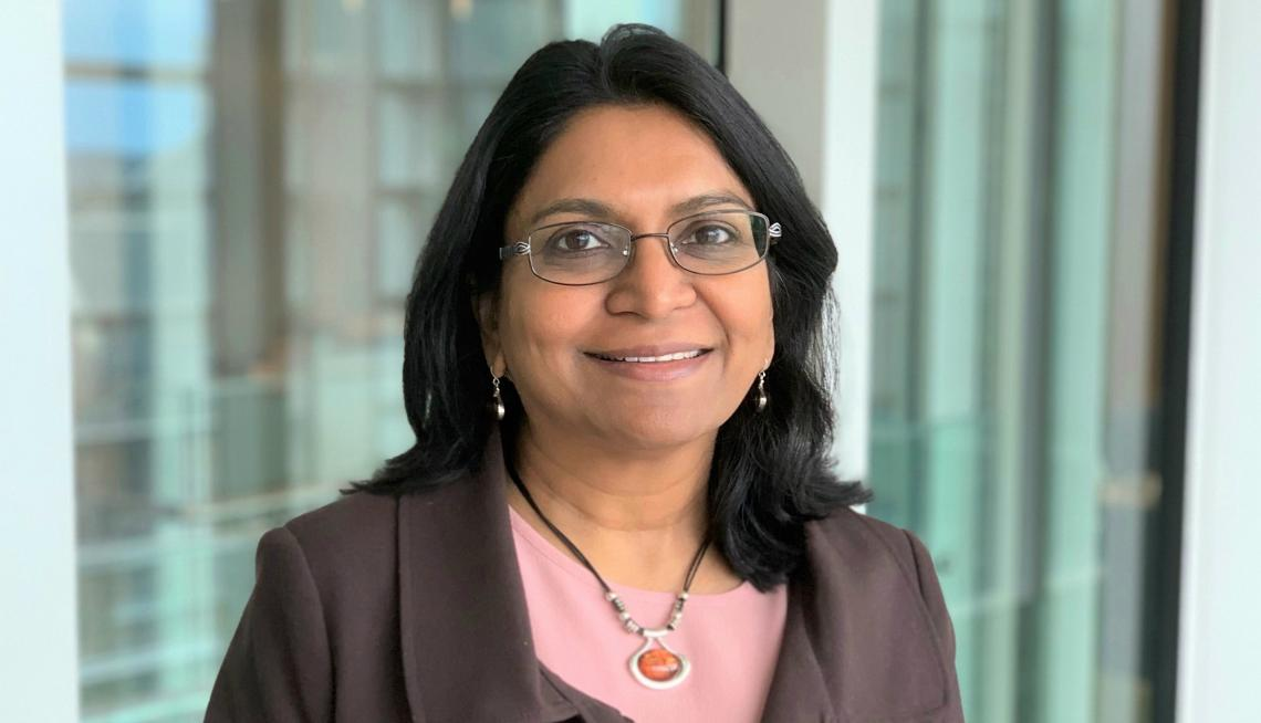 Sushma Masemore has been selected to serve as assistant secretary for the state Department of Environmental Quality.   Photo: NCDEQ